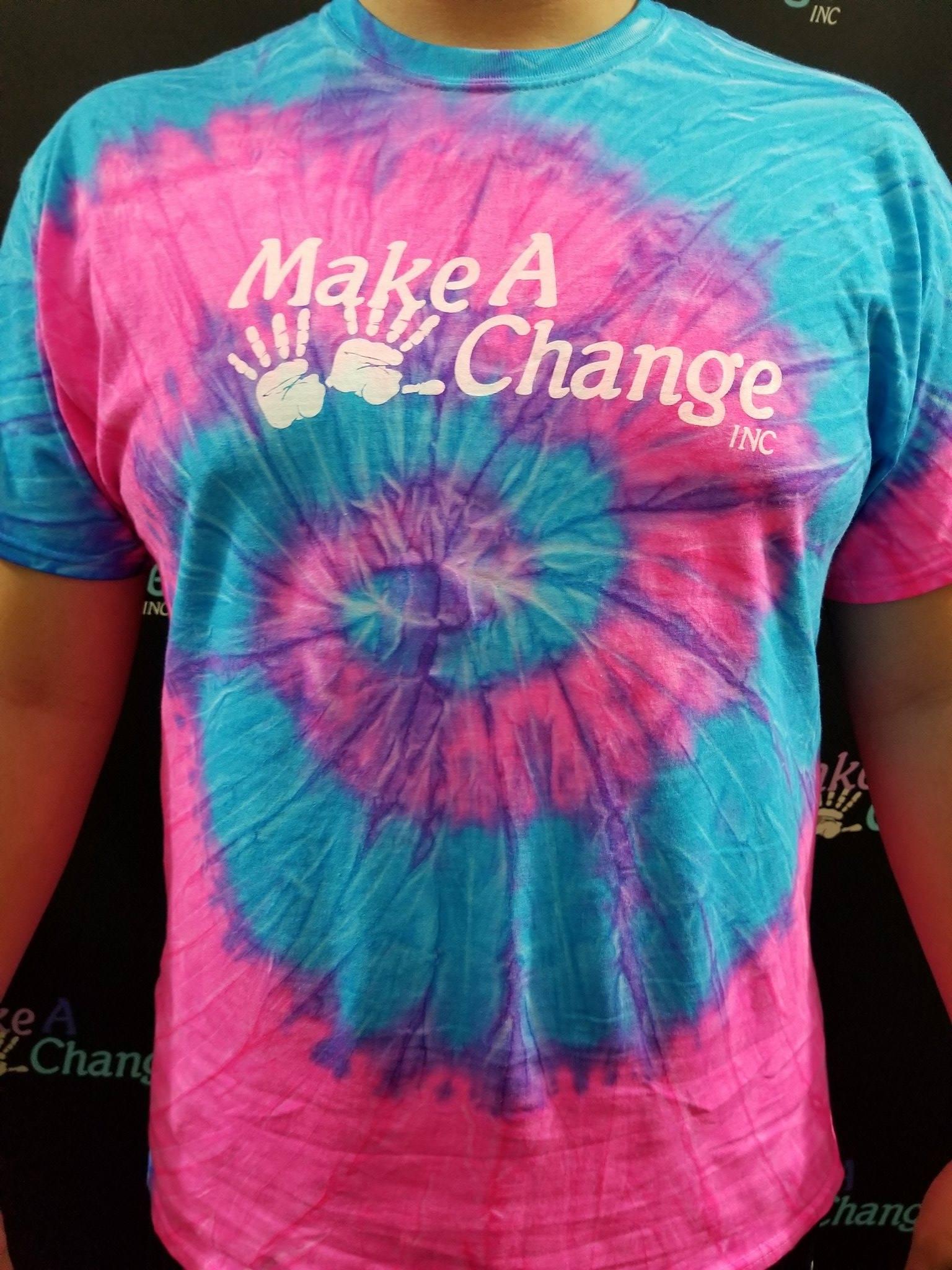 Make-A-Change Inc. Shirts