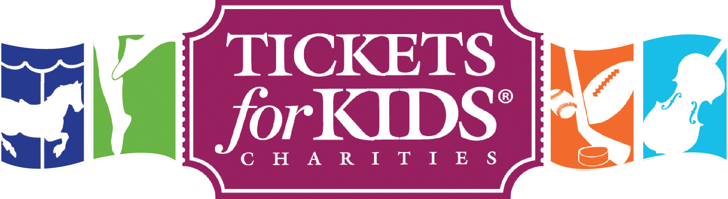 Tickets for Kids Logo